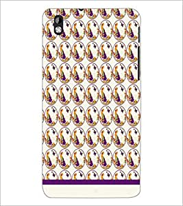 PrintDhaba Beautiful pattern D-1529 Back Case Cover for HTC DESIRE 816 (Multi-Coloured)