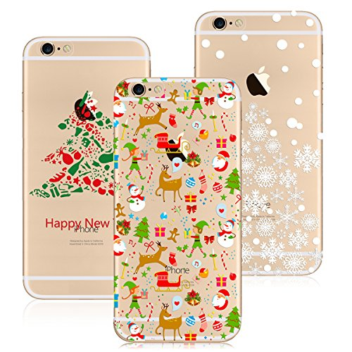 6 Yokata Iphone Silicone 6s Per Cover Custodia 3x Plus xnqnRHPa7