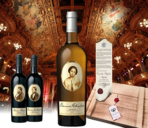 Wein Geschenkset Baron Philippe de Rotschild
