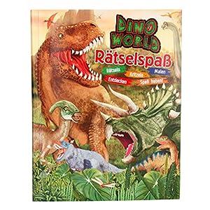 Dino World Dino World rätsel Diversión, 8836