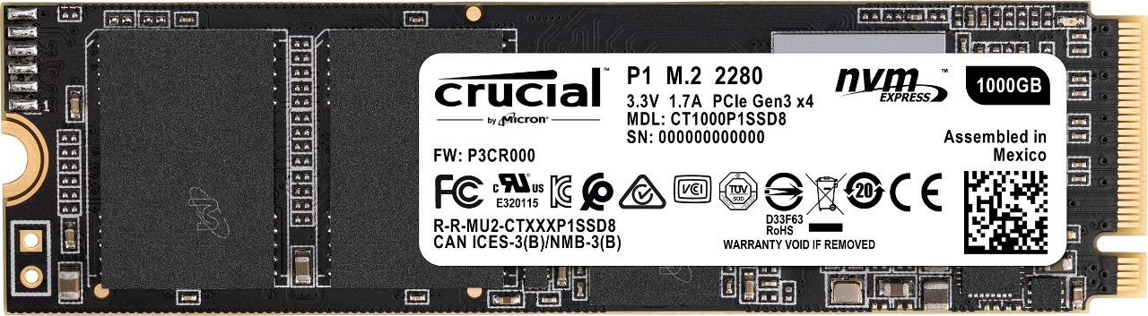 Crucial-P1-CT500P1SSD8-Solid-State-Drive-3D-NAND-NVMe-PCIe-M2