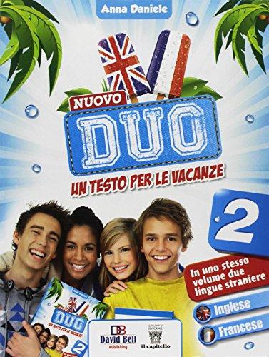 Nuovo Duo. Inglese + Francese. Per la Scuola media: 2