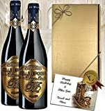 2er Rotwein Belle Epoque á la Maison Laufèr Luxus Geschenkset für Bordeaux