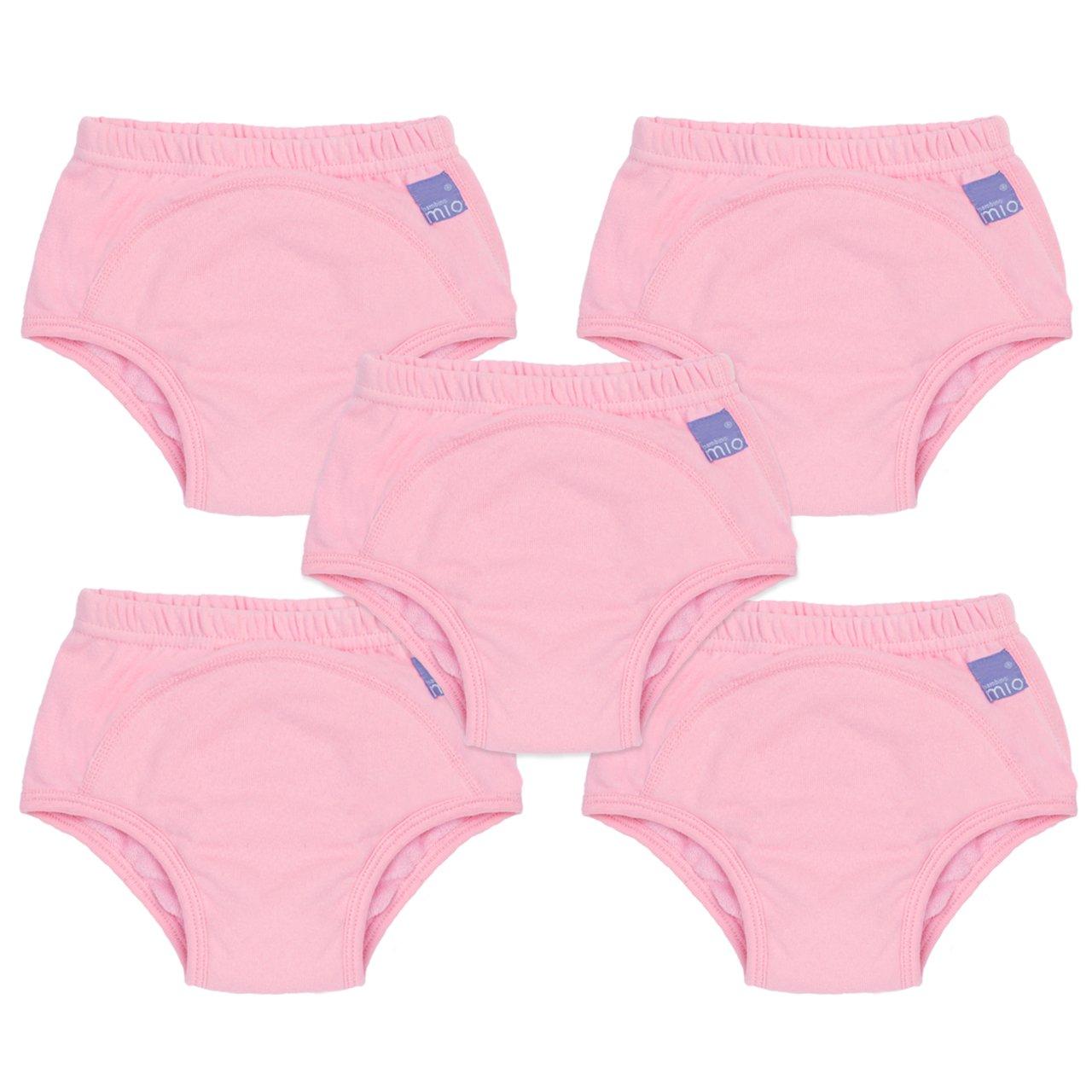 Bambino Mio, Mutandina Allenatrice, Pink, 3+ Anni (5 Prezzi)