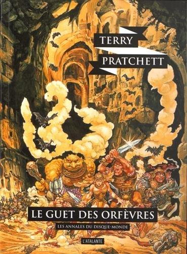 Les annales du Disque-Monde, Tome 15 : Le guet des orfèvres par Terry Pratchett