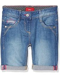 s.Oliver Bermuda Reg, Jeans Fille