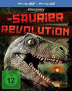 Die Saurier Revolution 3D (+ Blu-ray 2D) [Blu-ray 3D]