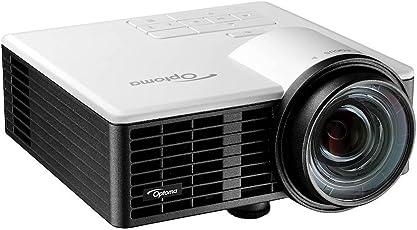 Optoma ML750ST LED Kurzdistanz Projektor (WXGA, 800 LED Lumen, 20.000:1 Kontrast)
