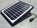 Generic 5.5W Solar Charger for Mobile Phones+USB Output+High Quality Mono Solar Panel Solar