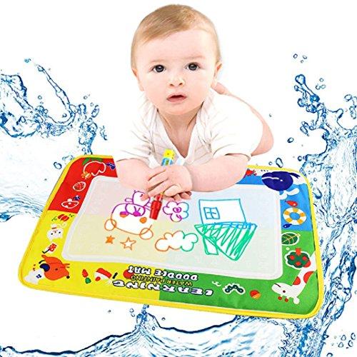 yistu-doodle-mat-46x30cm-magic-baby-4color-water-drawing-mat-board-magic-pen-doodle-kids-toy-gift