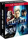 Star trek la trilogie : star trek ; into darkness ; sans limites [FR Import]