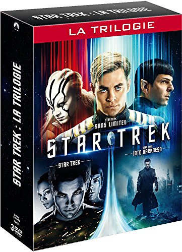 Star Trek : La trilogie - Star Trek + Star Trek Into Darkness + Star Trek Sans limites