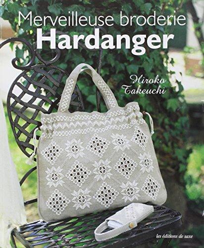Merveilleuse broderie Hardanger par Hiroko Takeuchi