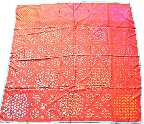 dior-seidentuch-rot-mit-sternen-und-punkte-89-x-89cm-scarve