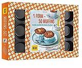 Muffin-Set: mit Muffinform für 12 Stück (GU Buch plus)