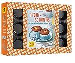 Muffin-Set: mit Muffinform für 12 Stü...