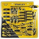 STANLEY STHT0-62139 Kit Serraggio, Set giraviti 69 pezzi