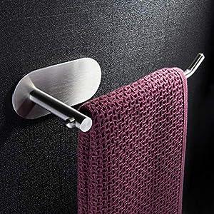 Handtuchhalter Bad Ohne Bohren | Deine-Wohnideen.de