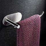 Ruicer Handtuchring Selbstklebend Handtuchhalter Ohne Bohren Edelstahl für Badezimmer und Küche -