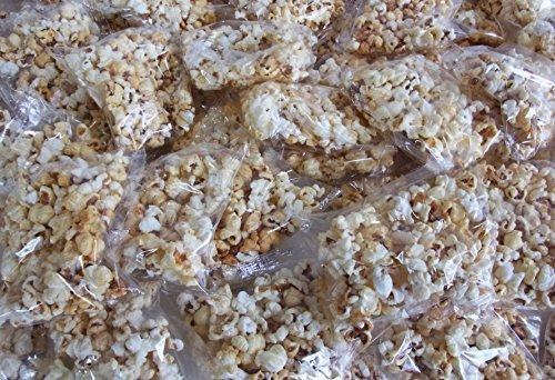 Popcorn als Wurfmaterial, für Kindergeburtstag und Büro, 100er Pack (100 x 8g)