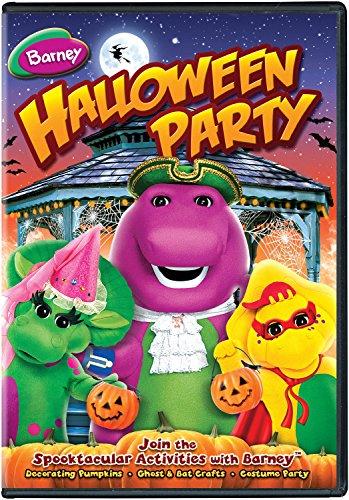 BARNEY HALLOWEEN PARTY - REGION NTSC 1 (1 DVD)