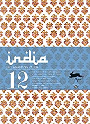 India, Vol. 15 : Grandes feuilles de papier cadeau de haute qualité