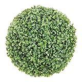wohnfuehlidee Kunstpflanze Buchsbaumkugel, Farbe grün, Ø ca. 33 cm