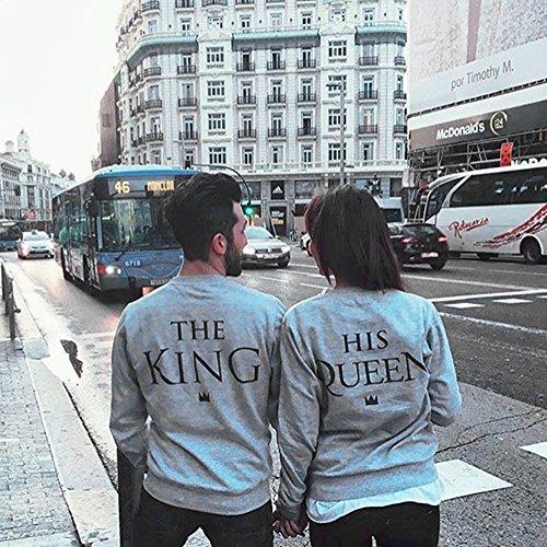 Librao - Sweat à capuche - Femme The King