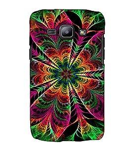 Fuson Designer Back Case Cover for Samsung Galaxy J2 J200G (2015) :: Samsung Galaxy J2 Duos (2015) :: Samsung Galaxy J2 J200F J200Y J200H J200Gu (Colourful Designer Theme)