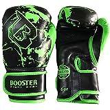 Booster BG Youth Marble Green Boxhandschuhe Schwarz-Grün marmorier