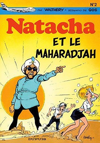 Natacha, tome 2 : Natacha et le maharadjah