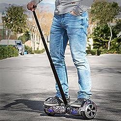 Bitblin - Manillar para Scooter Eléctrico Rover Droid Pro·Rod 720, Manillar para Patinete, Unisex, Adulto, Negro