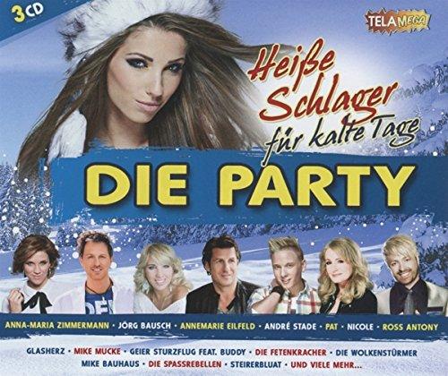 Heiáe Schlager Für Kalte Tage-Die Party