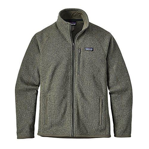 Patagonia Herren Fleecejacke Better Sweater Green (Industrial Green)