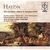 Haydn: The Creation . Missa in tempore belli