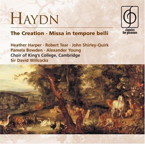 Haydn: The Creation . Missa in tempore belli Test