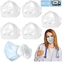 Support 3D pour Masque, Supports de Masque Protection pour Rouge à Lèvres, Cadre de Support Intérieur pour Masque…
