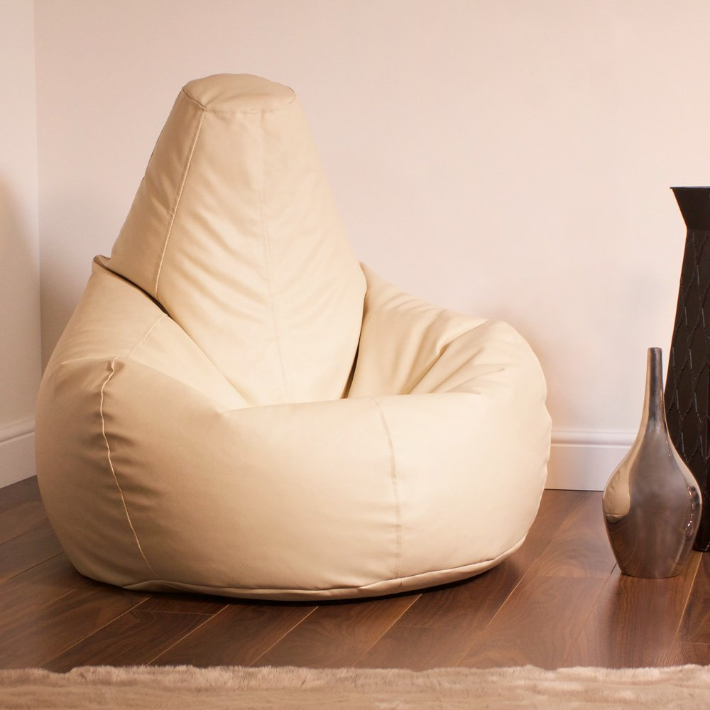 This bean bag gaming chair is cheap and very comfortable.