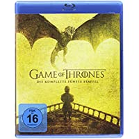 Game of Thrones: Die komplette 5. Staffel