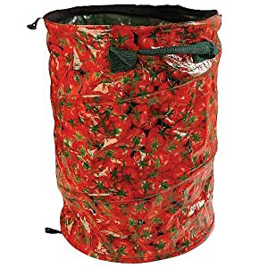 Pop up gartensack garten laubsack im tomaten dekor amazon for Pool selbstaufstellend