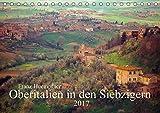 Oberitalien in den Siebzigern (Tischkalender 2017 DIN A5 quer): Landschaft und Städte Oberitaliens in den 70er Jahren, Fotokunst (Monatskalender, 14 Seiten) (CALVENDO Orte)