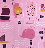 Nooteboom – Jersey Stoffe Meterware zum Nähen I Bedruckte Baumwolljersey I Kinderstoffe für Kleider, T-Shirts, Kinder Bekleidung und vieles mehr I 150 cm breit