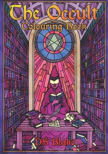Free The Occult Colouring Book PDF Download