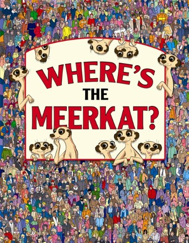 Image of Where's the Meerkat?