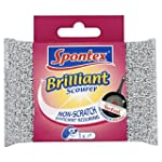Spontex Brilliant Scourer (Pack of 12)
