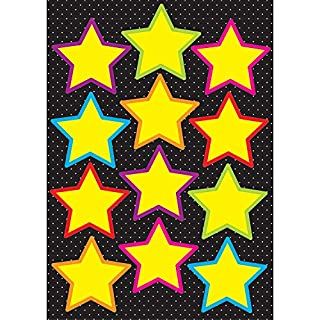 Ashley Productions ASH10140 Stars Die-Cut Magnets