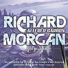 FREE FIRST CHAPTER: Altered Carbon