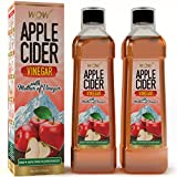 #8: Wow Apple Cider Vinegar - 750 ml (Pack of 2)