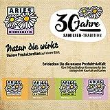 Aries BIO Teebaum Lutschpastillen – Halsbonbons mit Isländisch Moos Extrakt und Bio Teebaumöl – 30g
