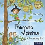 Buchinformationen und Rezensionen zu Verhext und festgeklebt (Petronella Apfelmus 1) von Sabine Städing